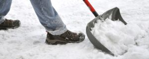 Snow-Clearing-Feature